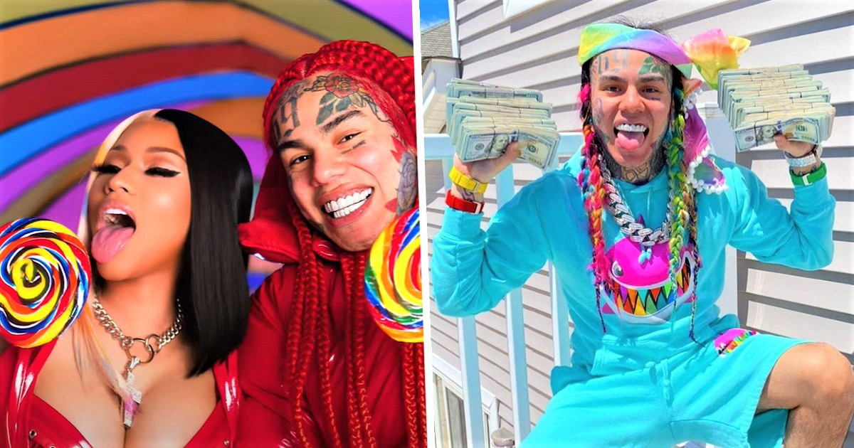 Tekashi 6ix9ine Lands First Number One After Accusing Billboard Of Corruption