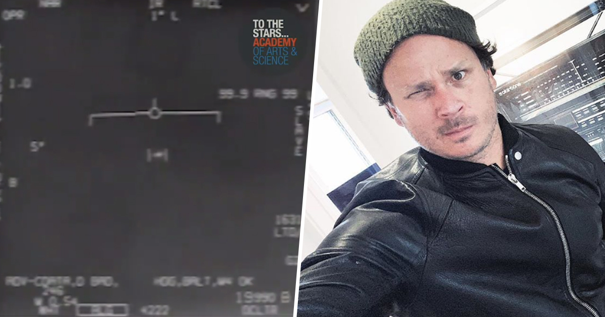 Tom Delonge Thinks Government Has Information That Would 'Change The World In 10 Seconds'