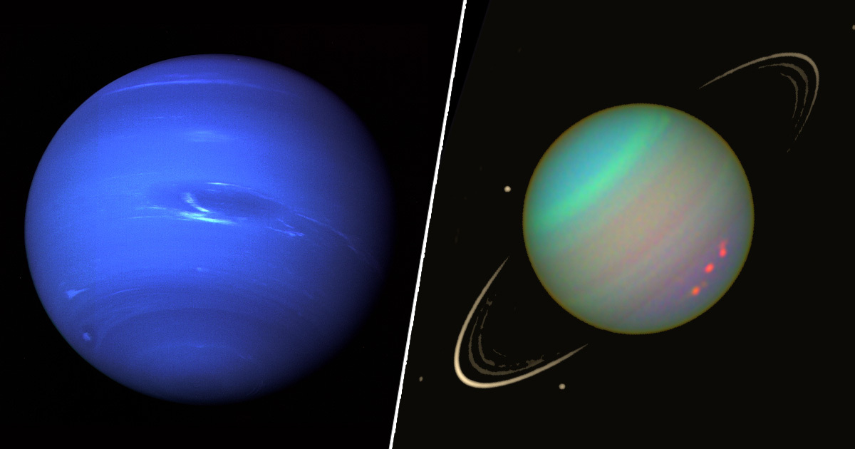 There's Something Of Incredible Value Forming Inside Neptune And Uranus