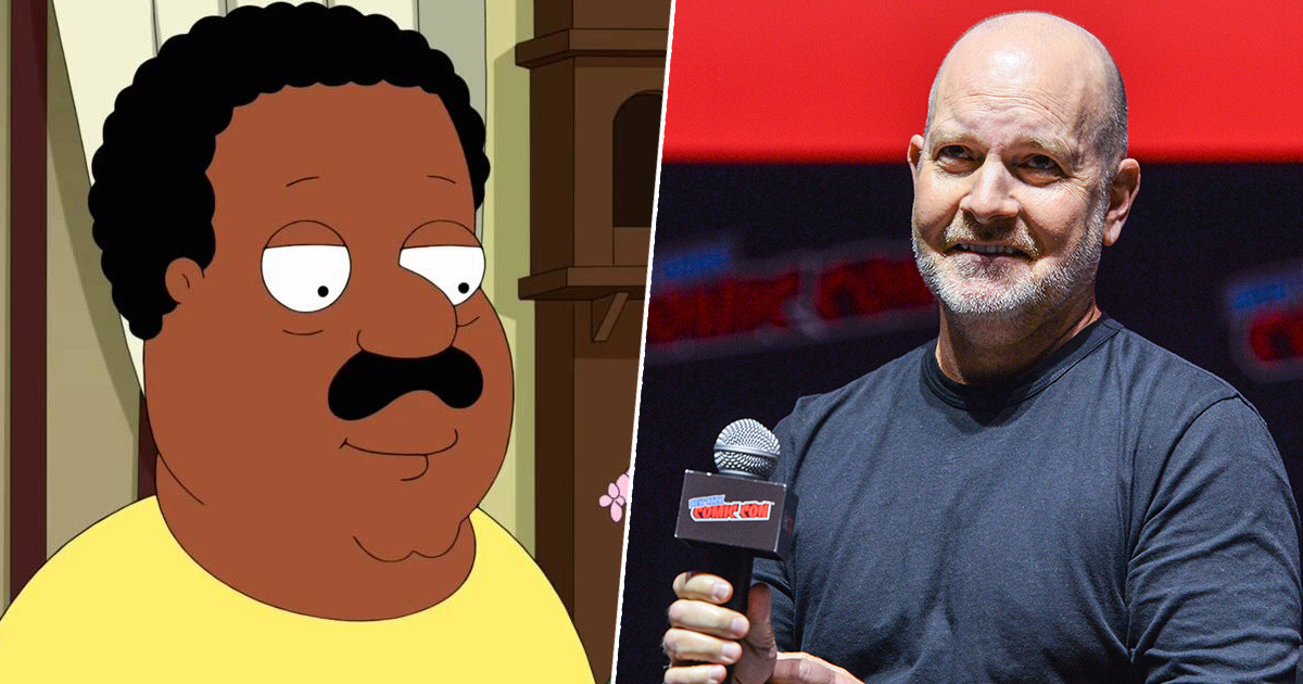 White Actor Who Voiced Cleveland On Family Guy Steps Down
