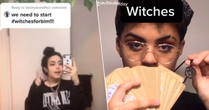 Witches On TikTok Are Hexing White Supremacists And Police Officers To Protest From Home