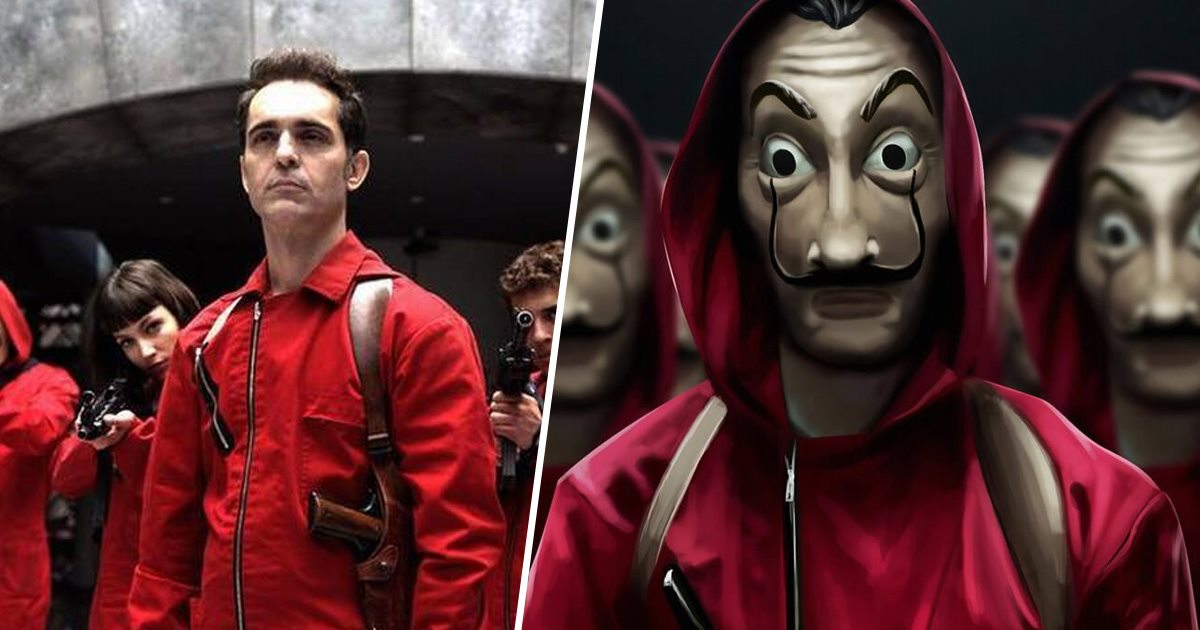 Money Heist To End With Fifth And Final Season