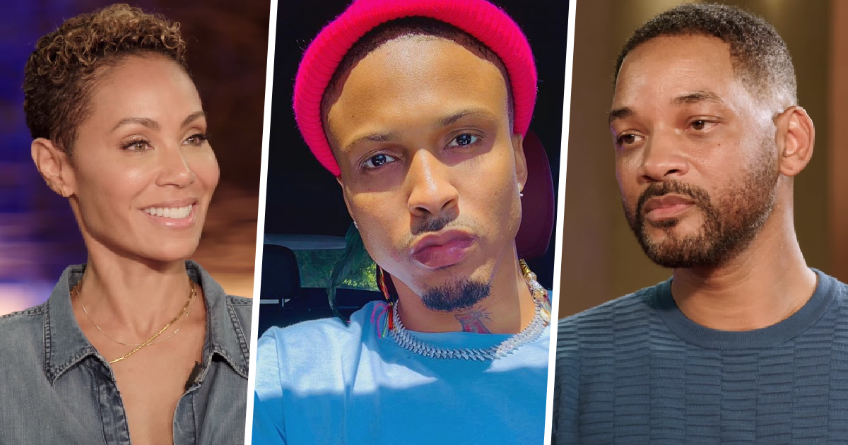 August Alsina Shuts Down Claims Jada Pinkett Was 'Predator' To Him After Will Smith Interview