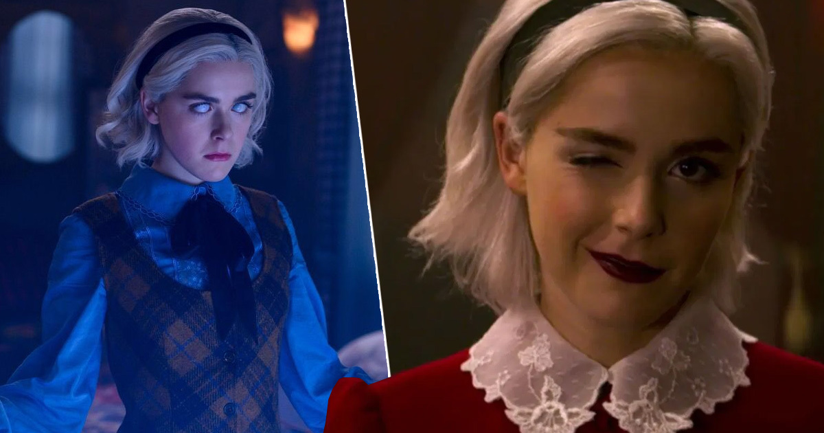 Chilling Adventures Of Sabrina Cancelled By Netflix