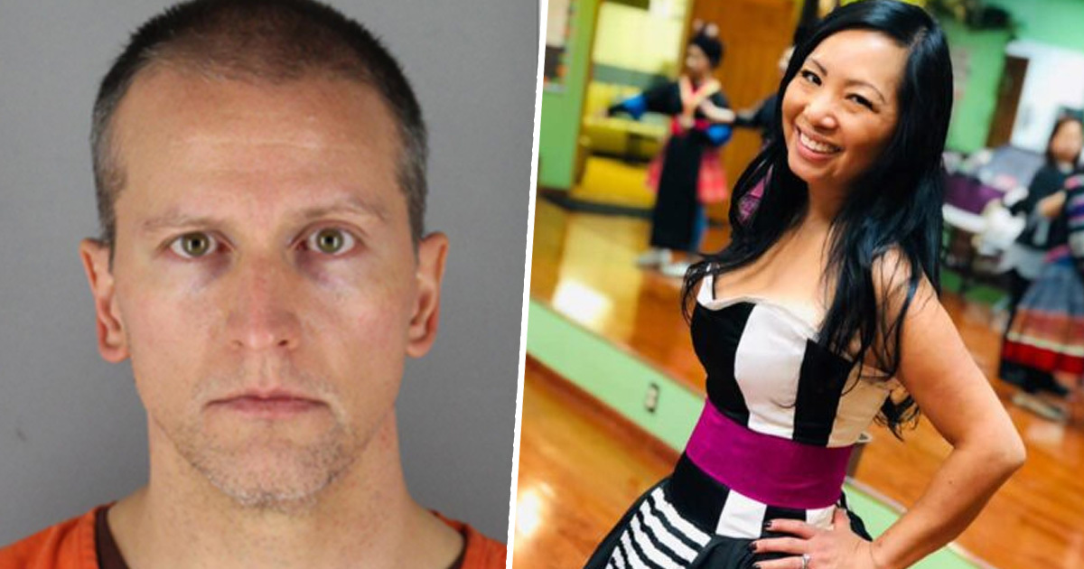 Derek Chauvin And His Wife Now Face Federal Tax Charges