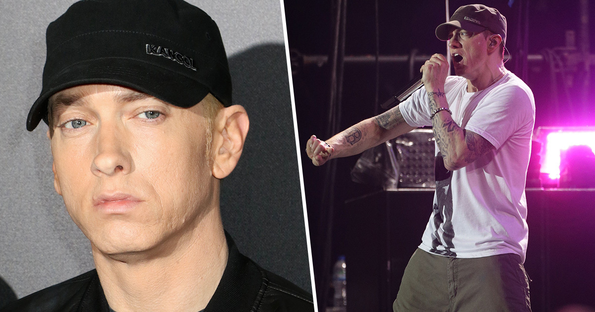 Eminem Slams People Who Won't Wear Face Masks In New Song