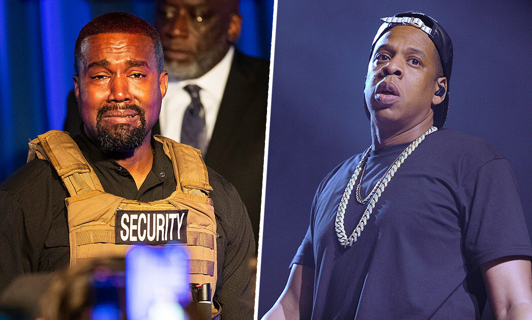 Kanye Wants Jay-Z To Be His Vice President
