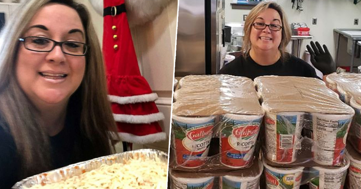 Furloughed Woman Has Made More Than 1,275 Lasagnas For First Responders And Friends
