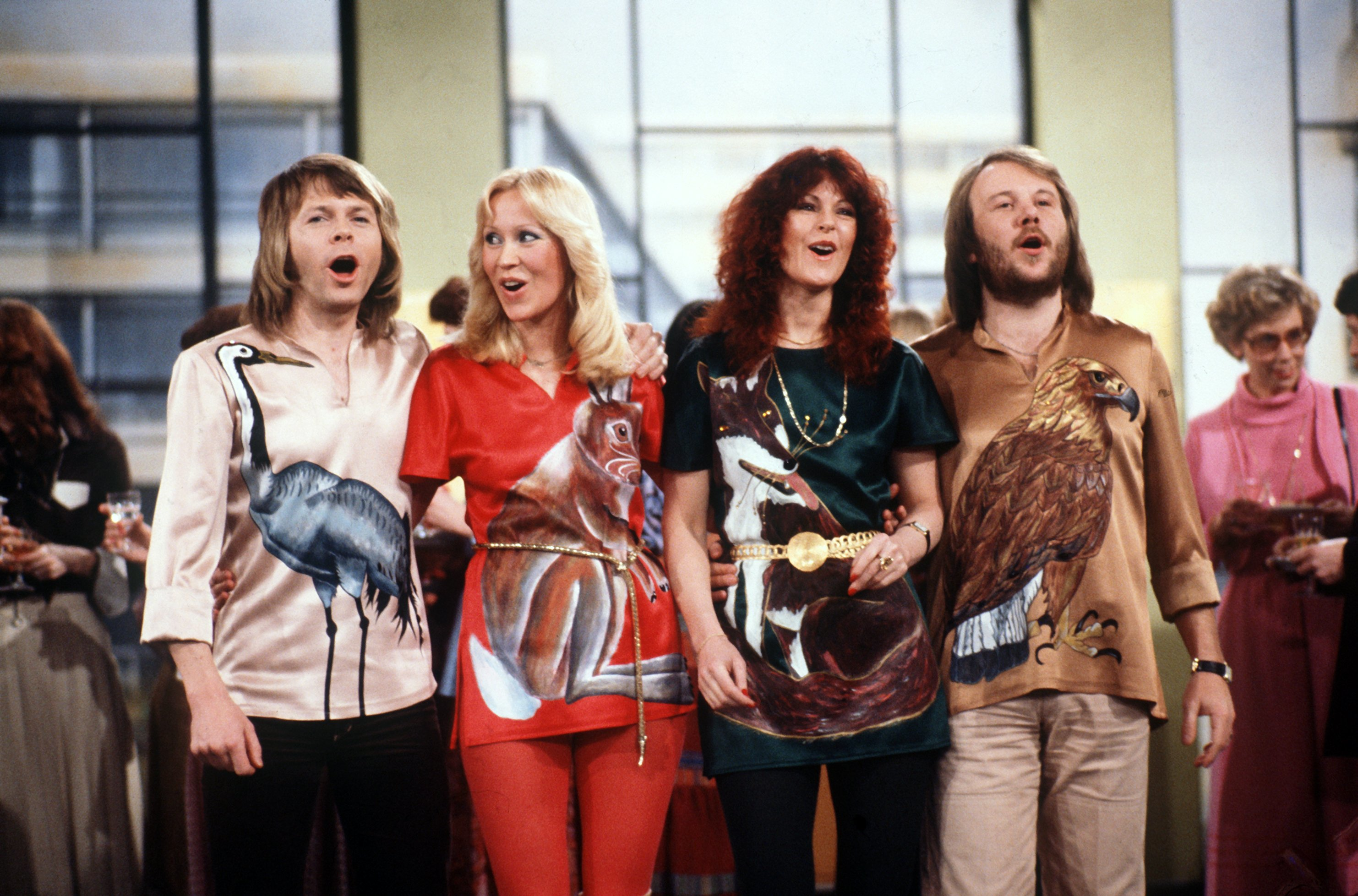 Abba To Release Five New Songs In 2021