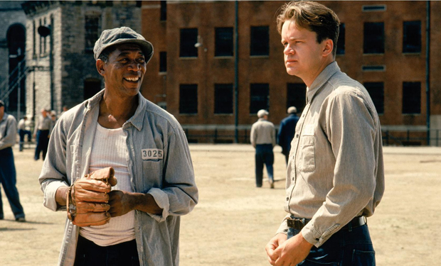 The Shawshank Redemption Andy Dufresne and Red 2