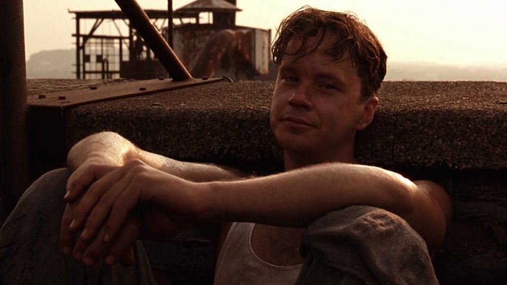 The Shawshank Redemption Andy