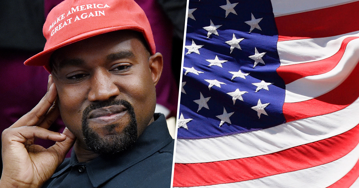 Kanye West Is Polling At 2% In The Latest US Presidential Poll