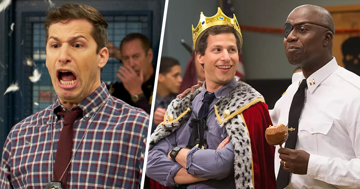 Andy Samberg 'Taking Step Back' From Brooklyn Nine-Nine To Figure Out Its Future