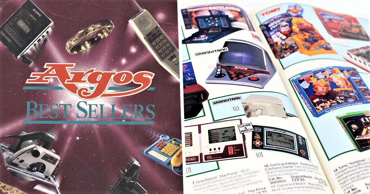 Argos Is No Longer Printing Its Famous Catalogue After Nearly 50 Years