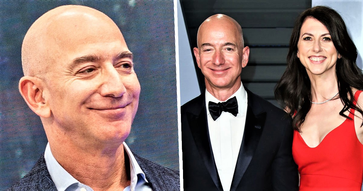 Amazon CEO Jeff Bezos's Wealth Hits New High Of $172 Billion Topping Pre-Divorce Record