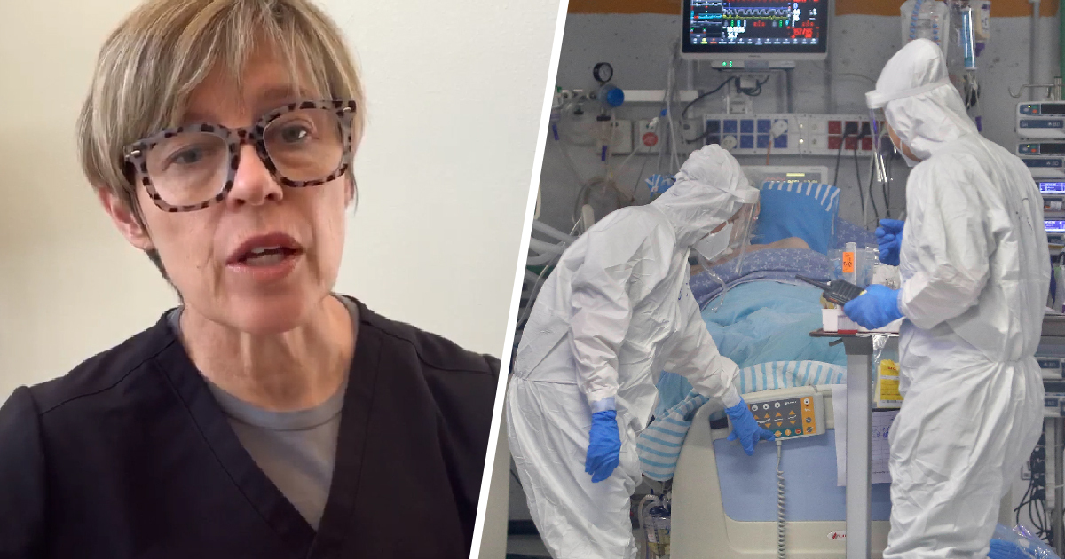 Dying Man Tells Nurse 'I Thought It Was A Hoax' After Attending 'COVID Party' In Texas
