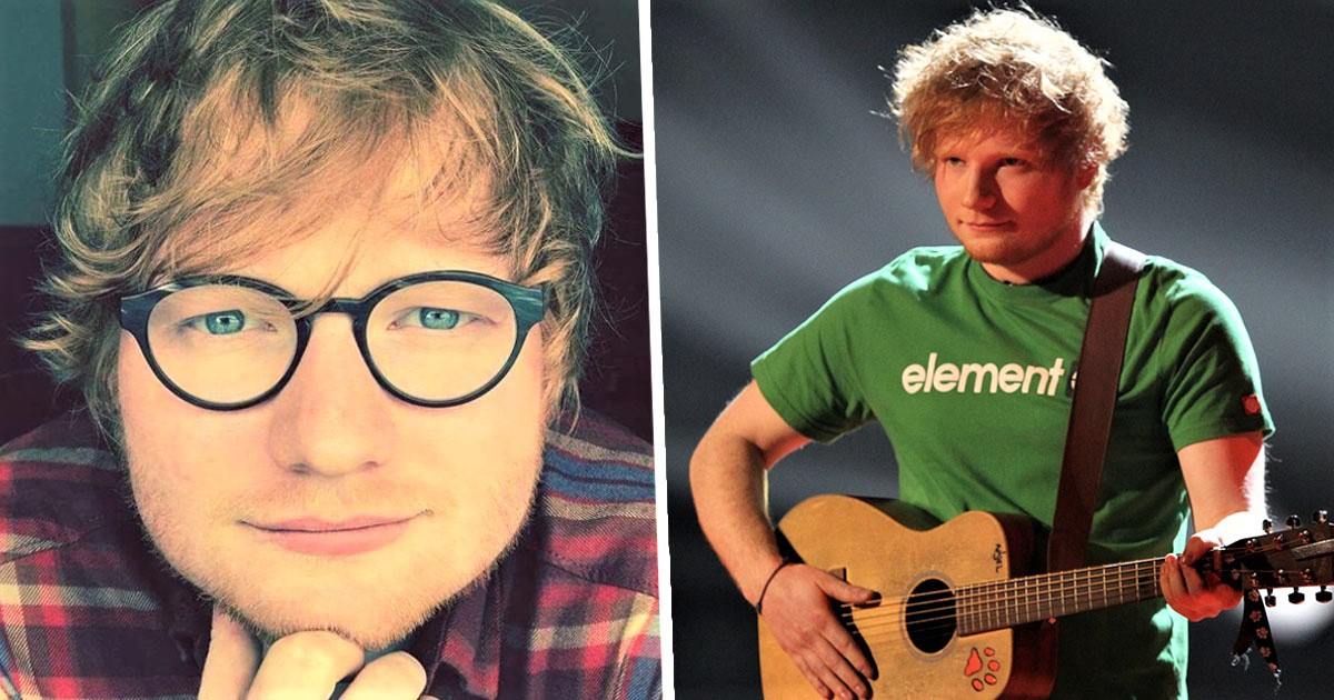 Ed Sheeran Says He Hated The Way He Looked After Becoming Famous