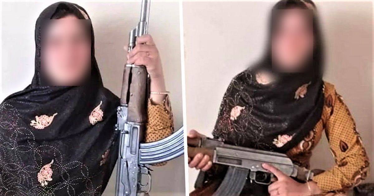 'Heroic' Afghan Girl Kills Two Taliban Fighters Who Murdered Her Parents