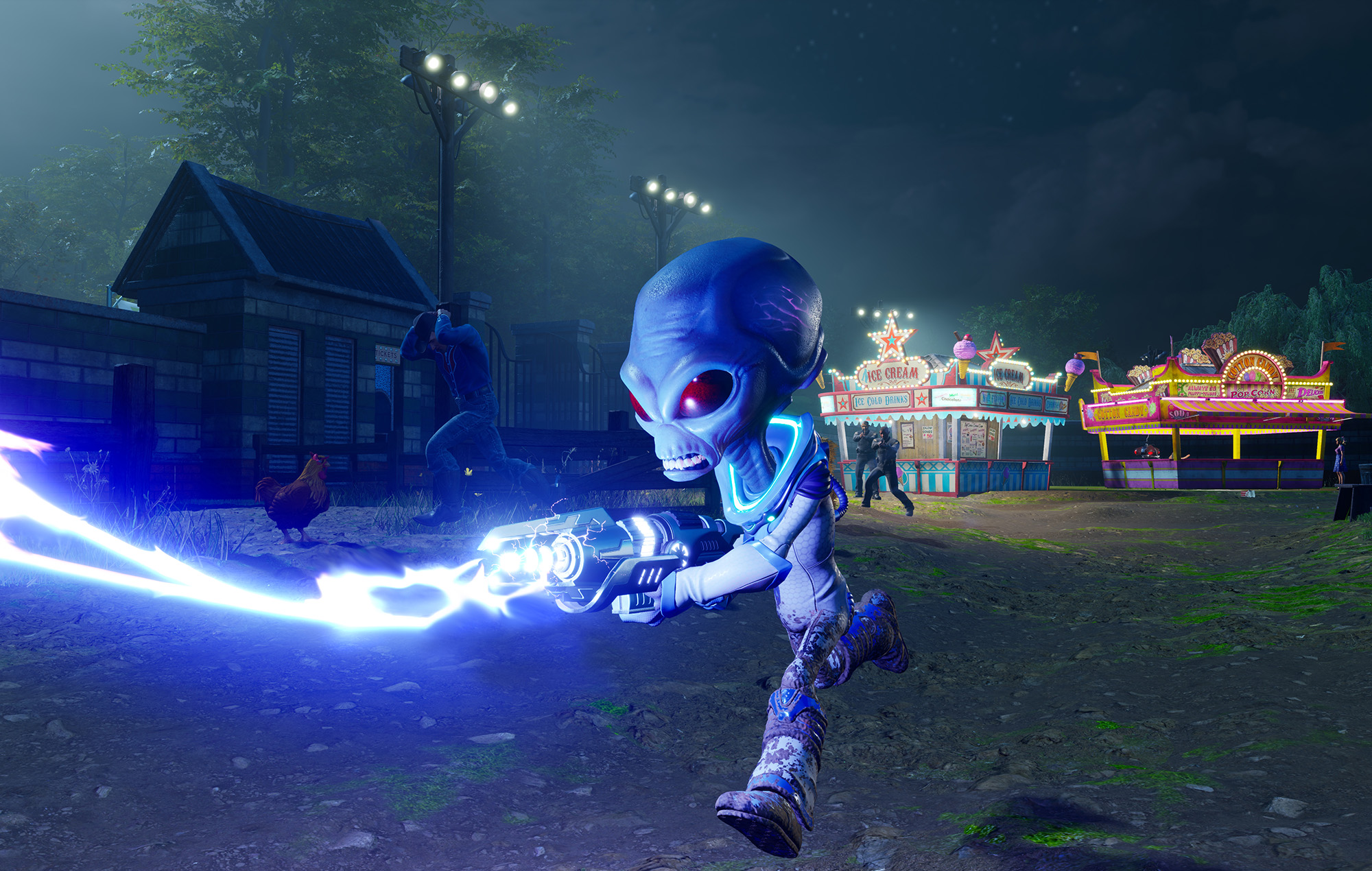 Destroy All Humans! Remake Has Just Been Released