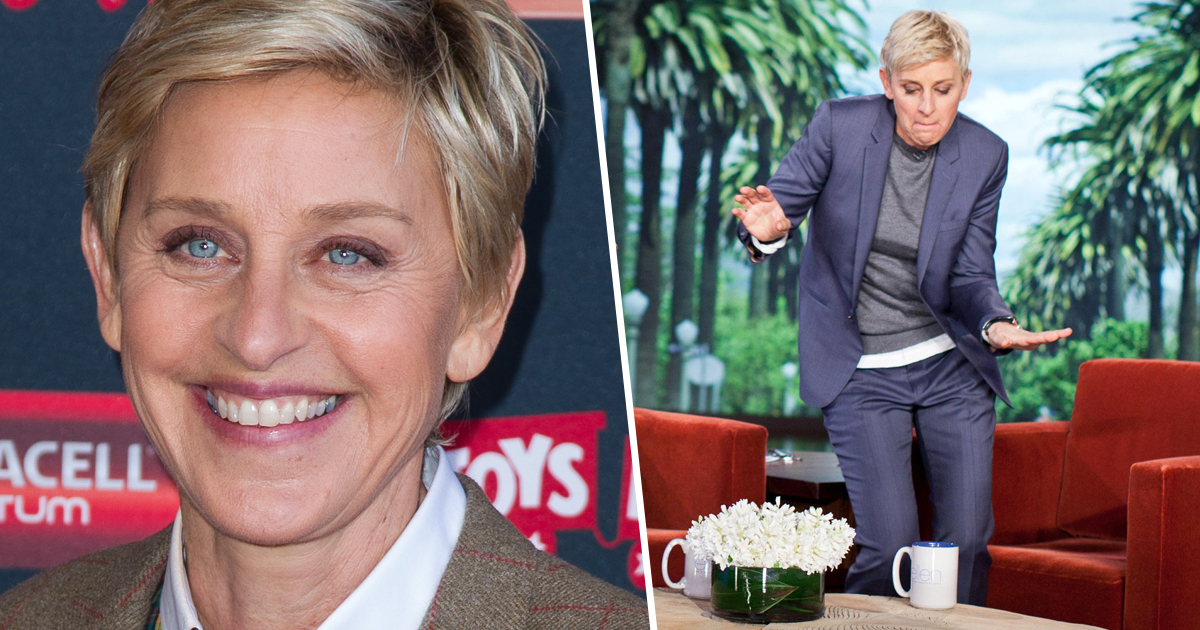 The Ellen Show Facing Internal Investigation After Multiple Workplace Complaints