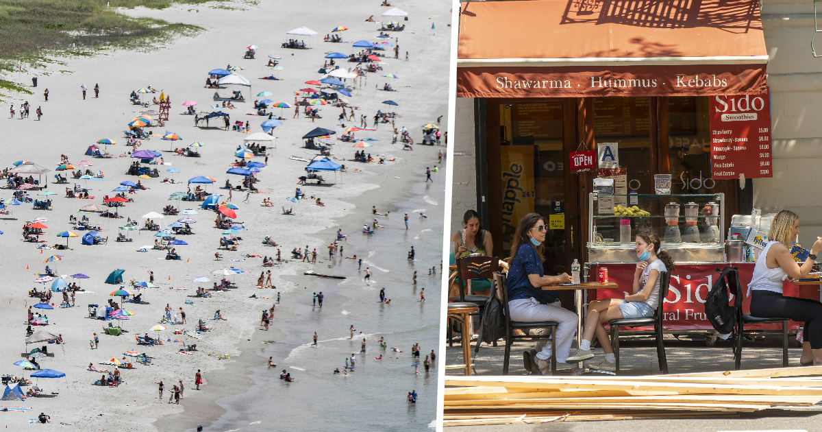 Europe Bars Travellers From US As Borders Begin To Reopen