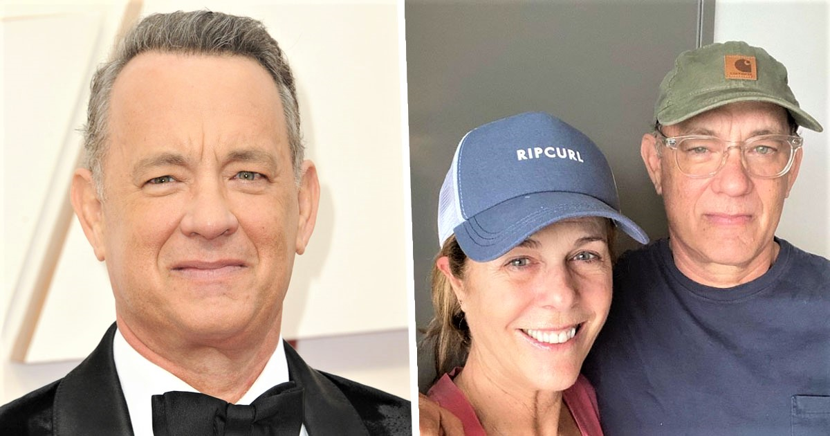 Tom Hanks Calls Out People Not Wearing Masks Saying 'Don't Be A P*ssy'