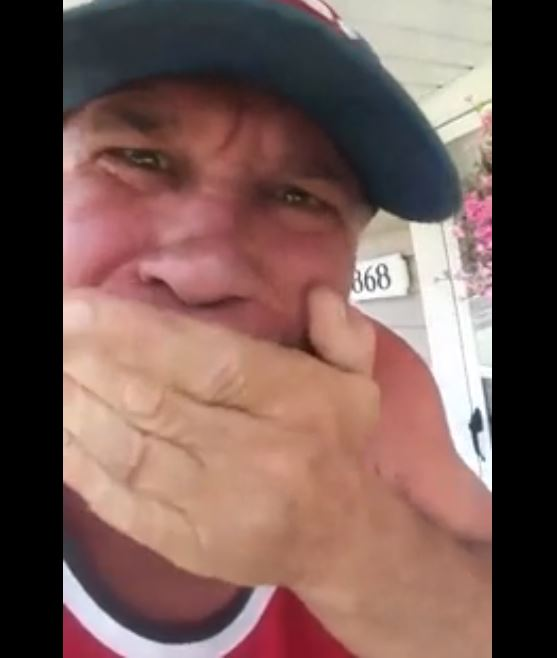 Man Grabs Hornets Nest With Bare Hands And Eats It