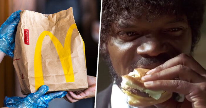 1 In 10 Think Partner Eating McDonald's Without Them As Bad As Cheating
