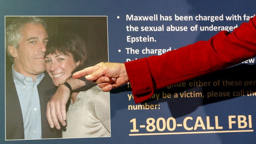 Court Releases Dozens Of Documents On Ghislaine Maxwell's Dealings With Jeffrey Epstein