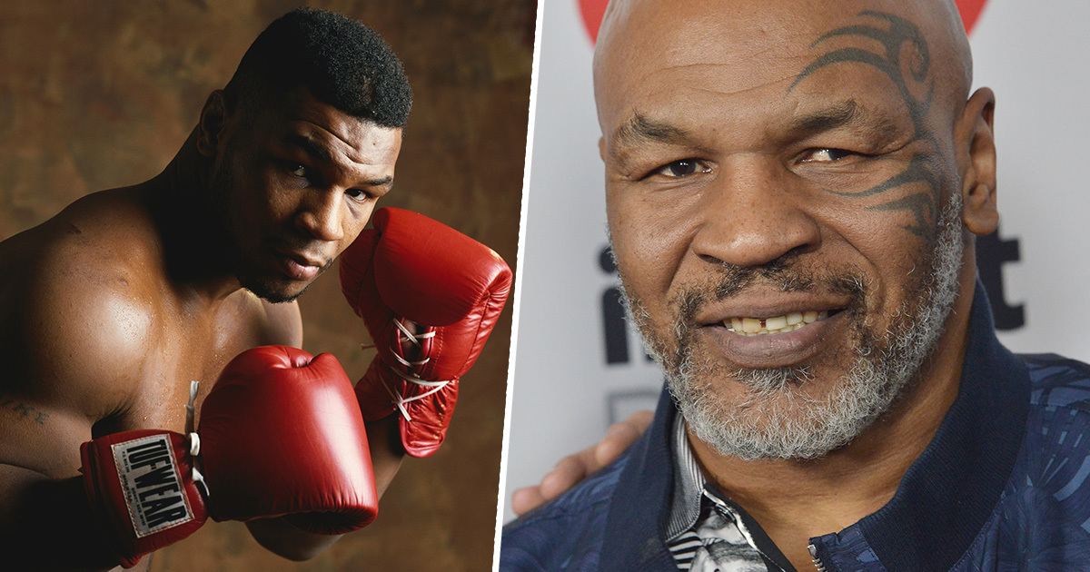 Mike Tyson To Return To Ring 15 Years Since Last Professional Fight