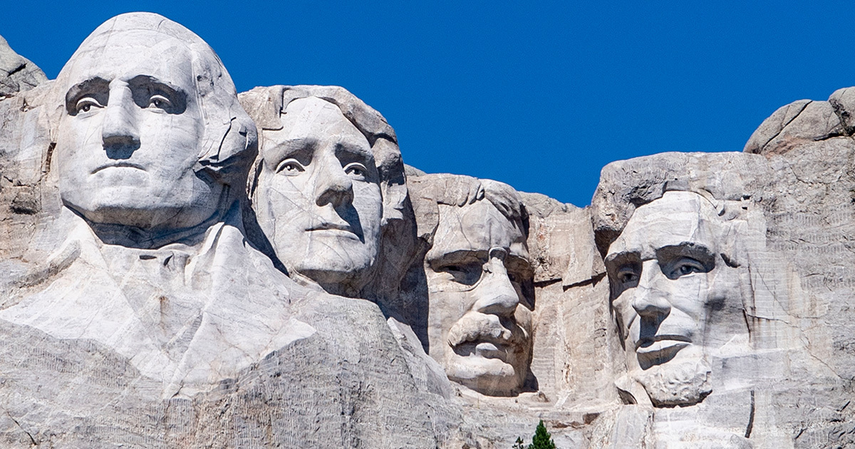 Native Tribal Leaders Call For The Removal Of Mount Rushmore