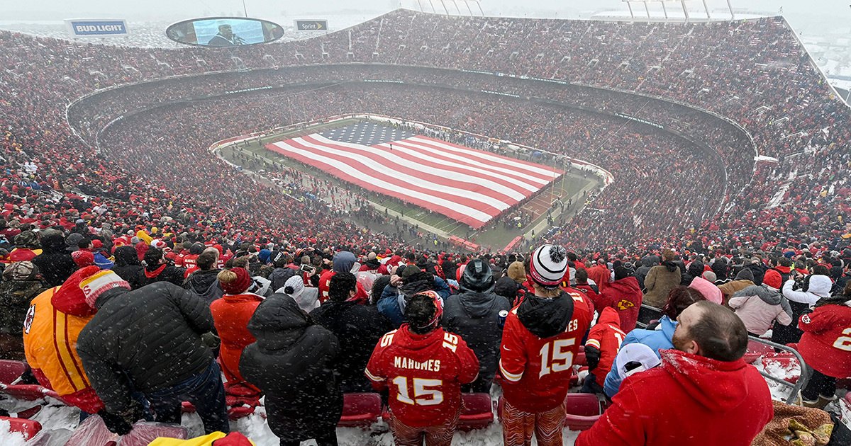NFL Will Reportedly Play Black National Anthem Before Week One Games