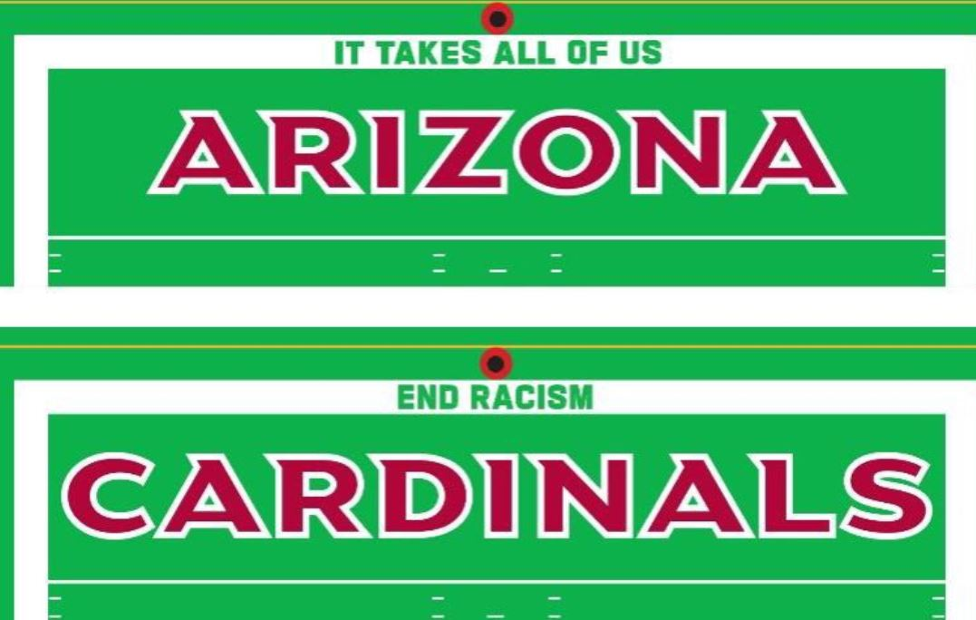 NFL to display messages against racism on fields
