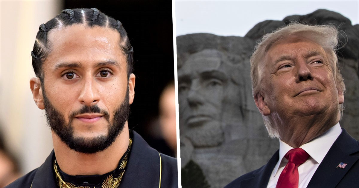 Colin Kaepernick Calls Independence Day A 'Celebration Of White Supremacy'