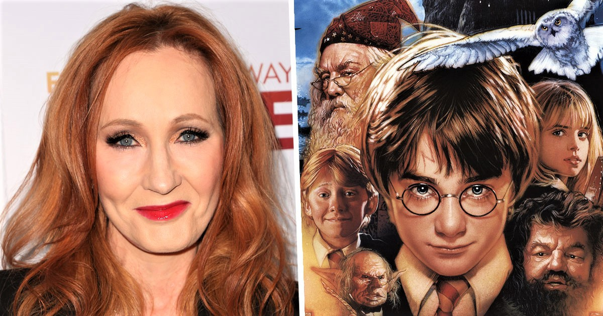 Harry Potter Fan Sites Distance Themselves From J.K. Rowling Over Anti-Trans Views