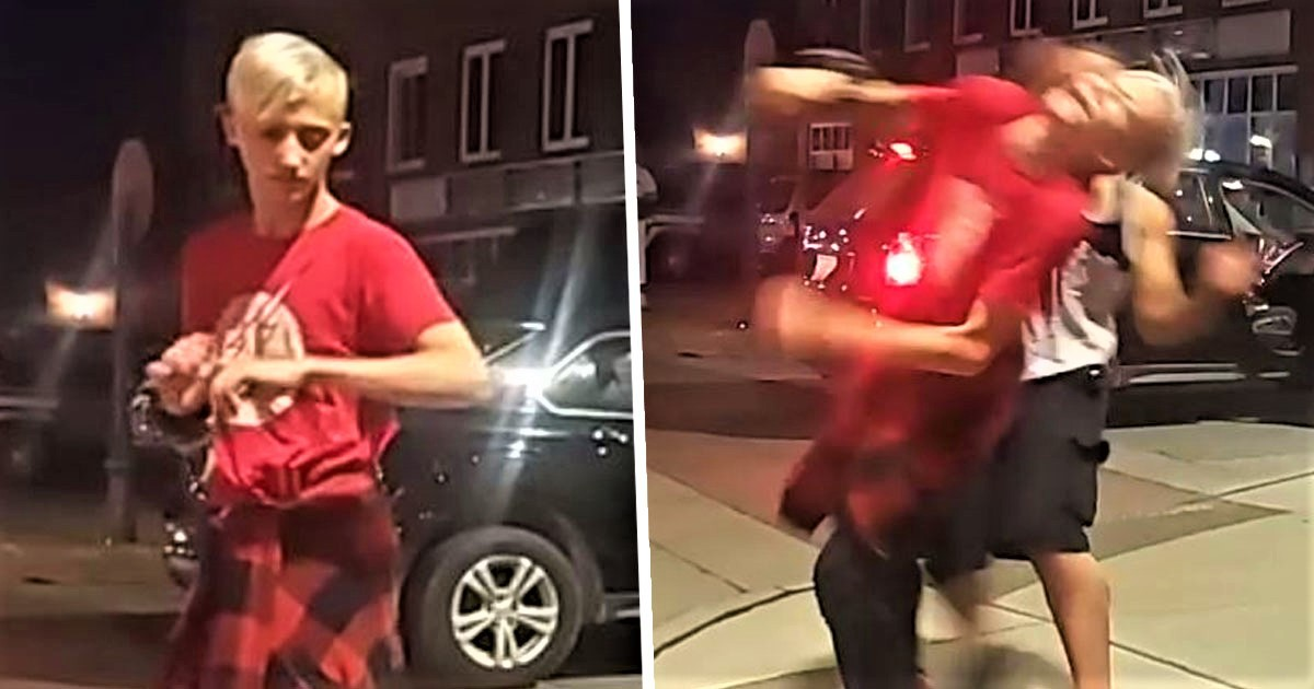 Man Gets Out Car And Punches 12-Year-Old Dancer In Random Attack