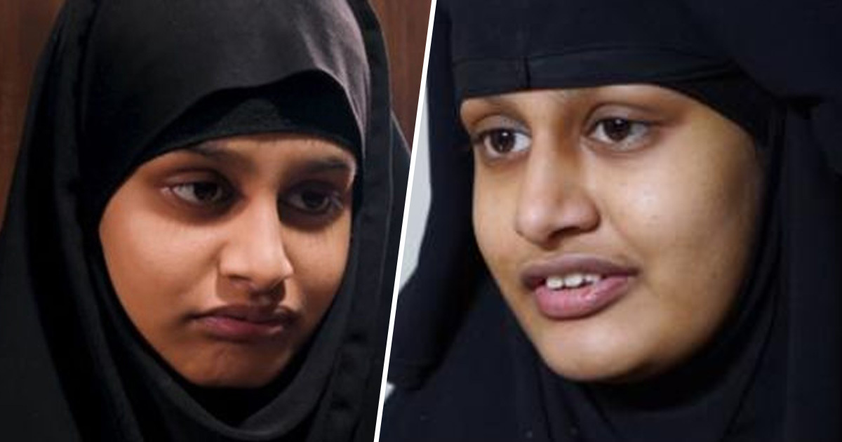 Shamima Begum's Return To UK Put On Hold After Government Wins Right To Fight Case