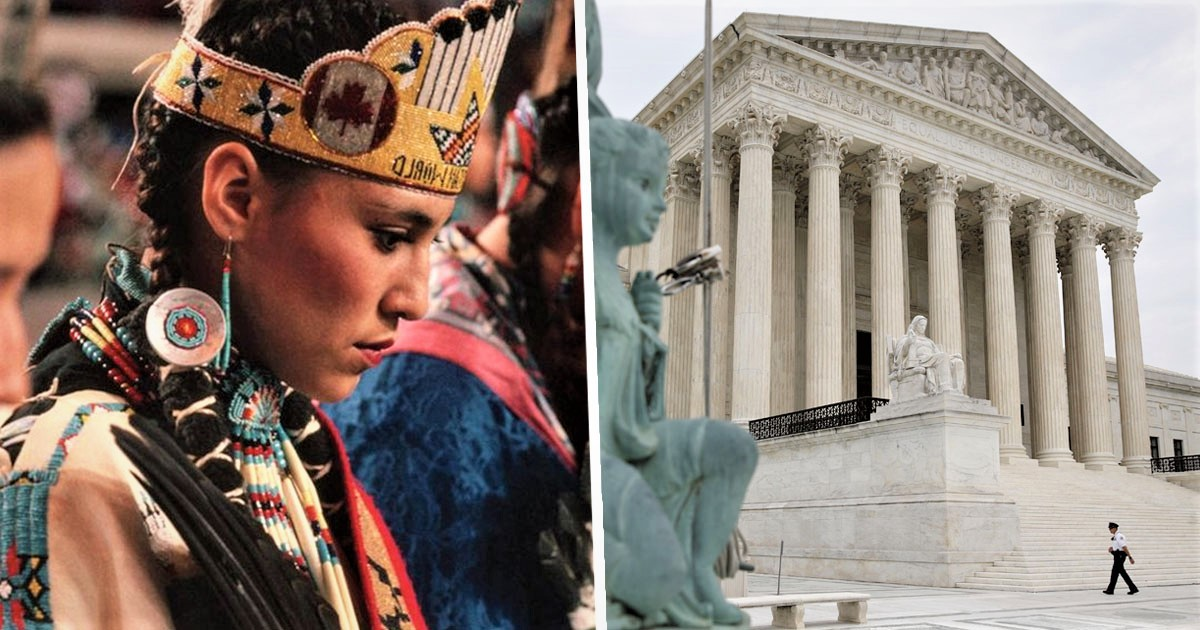 US Supreme Court Rules Half Of Oklahoma Is Native American