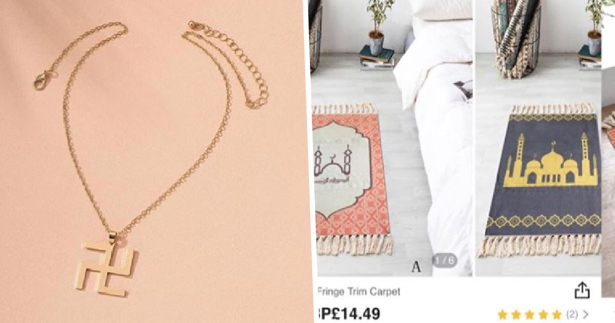 Online Retailer Shein Explains 'Swastika Pendant Necklace' Not Meant To Be Offensive