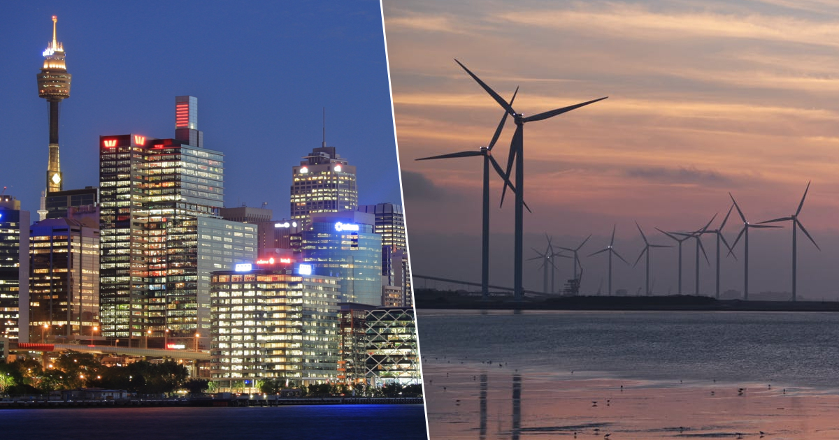 City Of Sydney Now Completely Powered By Renewable Energy