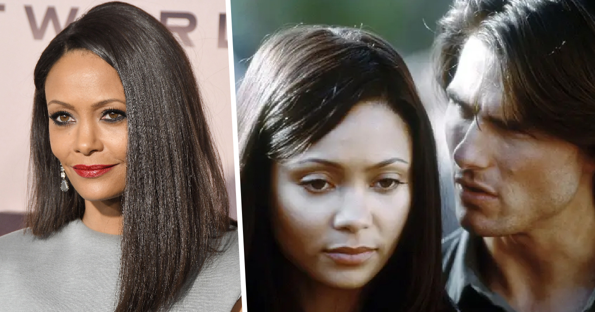 Thandie Newton Was 'So Scared' Of Tom Cruise Filming Mission Impossible