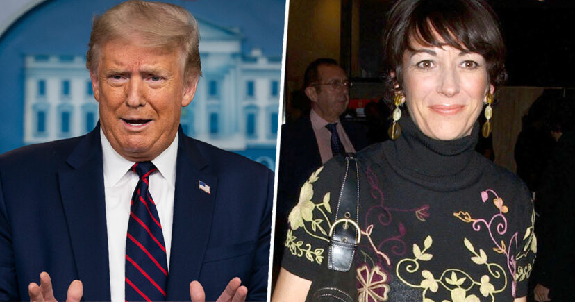 Ghislaine Maxwell Asks Guards Why Her Jail Cell Has Been