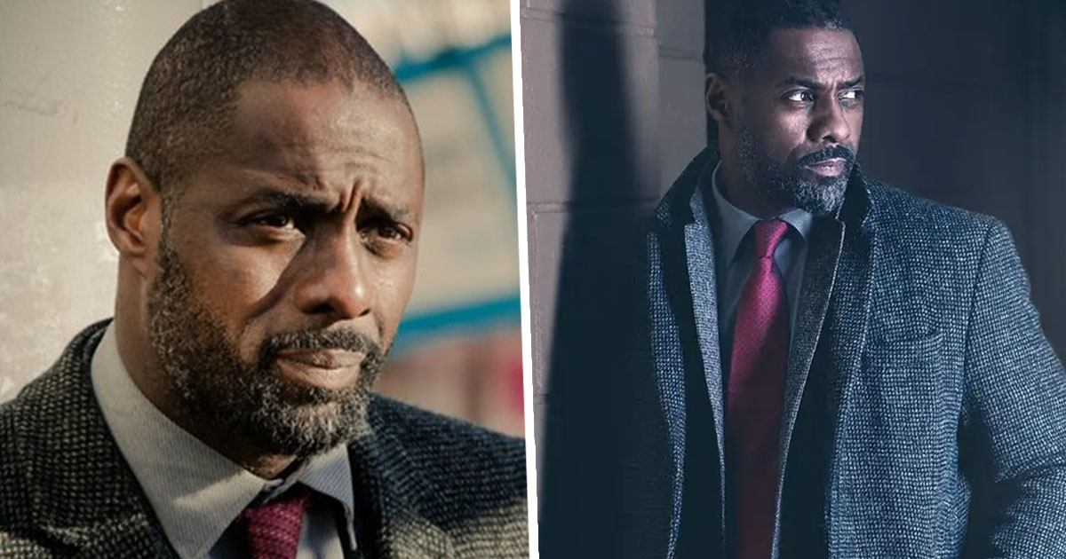 Idris Elba Confirms A Luther Movie Is Happening