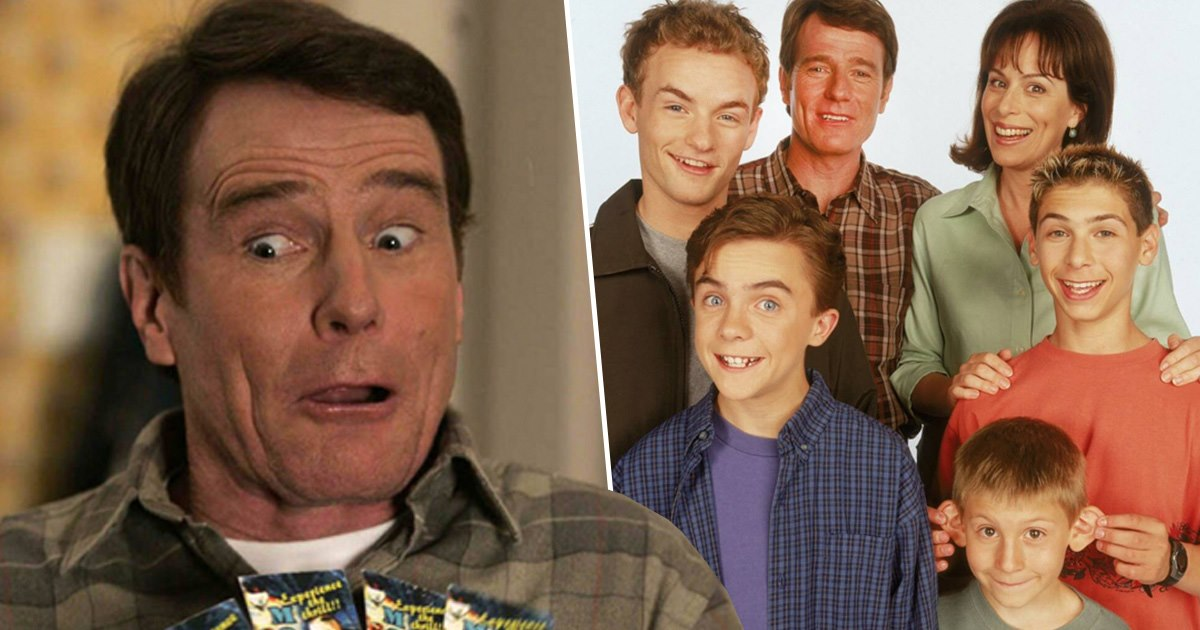 Bryan Cranston Confirms Malcolm In The Middle Reunion Is Happening This Week