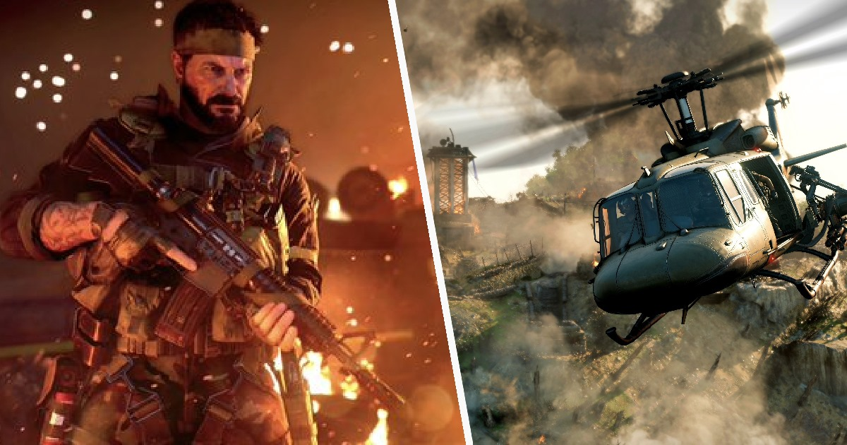 Call Of Duty Black Ops Cold War Gets First Explosive Trailer Unilad