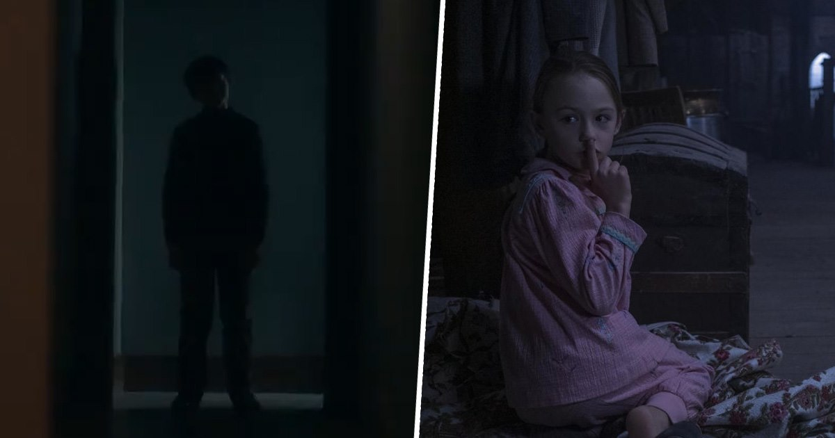 The Haunting Of Bly Manor Trailer Has Dropped And It S Terrifying Unilad