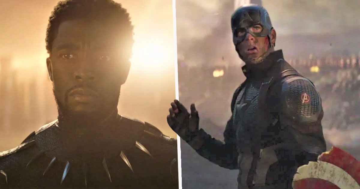 Black Panther's Avengers: Endgame Entrance Is The Greatest Moment In Superhero Movie History