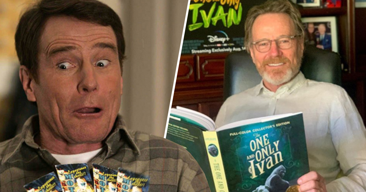Bryan Cranston Says There's Been Talk Of A Malcolm In The Middle Movie