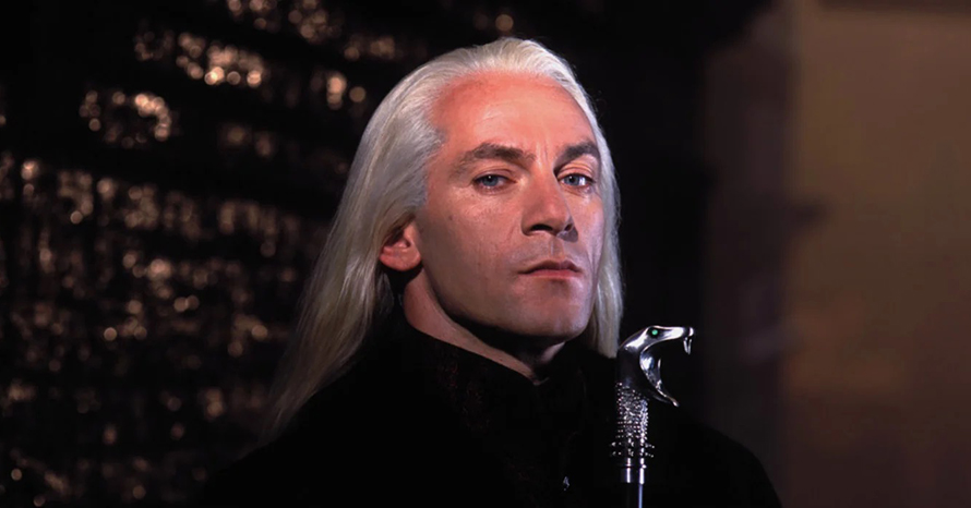Harry Potter Jason Isaacs Lucius Malfoy