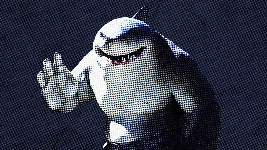 King Shark Suicide Squad